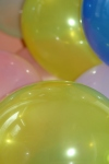 Balloons ready for popping